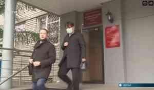 Юрий Гнедышев останется под домашним арестом