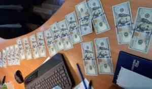 Подопечный колонии в Поморье хотел смягчить свой 20-летний срок долларовой взяткой