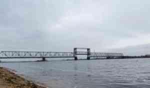 Обнаружились недочеты. Время ремонта и перекрытия Северодвинского моста увеличили