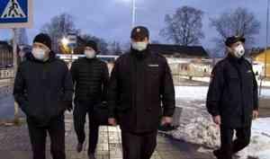 Котлас опередил Архангельск по количеству вновь заболевших Ковид-19 за сутки