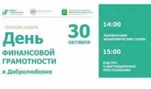 День финансовой грамотности пройдет в Добролюбовке 30 октября
