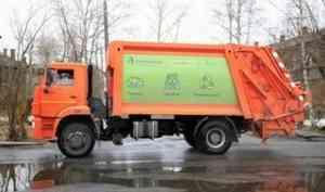 «Экоинтегратор»: вывоз отходов в Архангельске находится под контролем