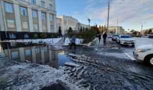 Синоптики обещают похолодание на ближайших выходных в Поморье