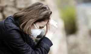 В Поморье зафиксирован очередной рекордный показатель по приросту ковидных больных