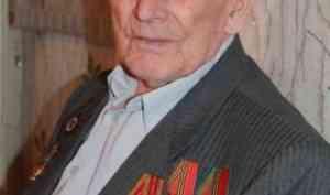 12 ноября 2020 года коряжемцу Александру Дербину исполнится 103-й день рождения