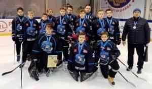 Хоккеисты «Фрегата» – серебряные призеры «Золотой шайбы»