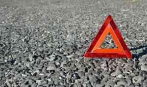 В Архангельске водитель иномарки сбил пенсионерку и уехал с места ДТП