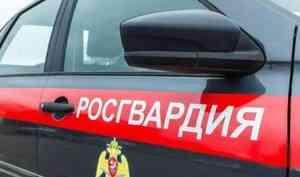 В Вельске Архангельской области сотрудники Росгвардии помогли найти пропавшего ребёнка