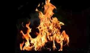 В Архангельске при пожаре мужчина скончался от отравления дымом