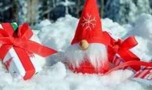 В преддверии Нового года жители Архангельска могут пополнить армию «добряков»