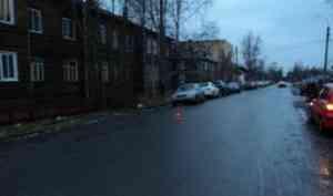 Сбил бабушку и слинял: в Архангельске после ДТП задержали «бесправного» водителя