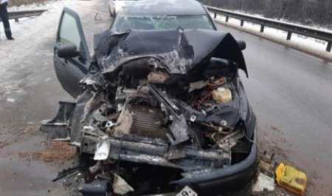 Пять пострадавших: в Поморье произошло очередное ДТП с участием автобуса
