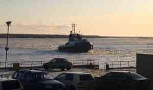 Обнародовано расписание движения буксиров на речных линиях в Архангельске