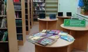 Школьная библиотека в Уйме стала муниципальным информационным центром