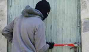 Архангельские полицейские поймали шайку серийных гаражных воров
