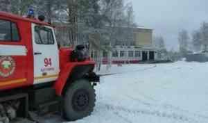 Катунинскую школу эвакуировали из-за ложного сообщения о минировании