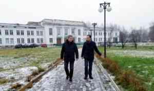 Новые решения проблем Северного округа предложил Дмитрий Морев