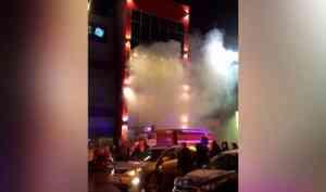 Вторговом центре «Столица» вКотласе, где месяц назад произошёл пожар, прокуратура выявила нарушения