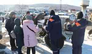 В Приморском крае спасатели продолжают устранять последствия циклона