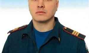 Водитель пожарной части в Коми Алексей Горбатюк награжден медалью «За отвагу на пожаре»