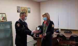 В Управлении Росгвардии по Архангельской области поздравили личный состав режимно-секретных подразделений