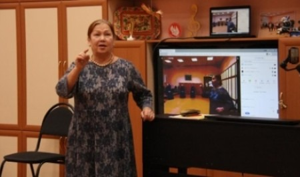 О пинежской песне рассказали на всероссийском семинаре