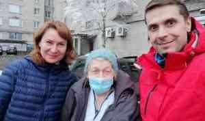 «Довези врача»: вАрхангельске ищут добровольцев для помощи медикам