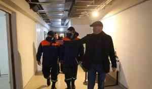 Благодаря МЧС России в Нагорном Карабахе приняты первые роженицы в восстановленном роддоме