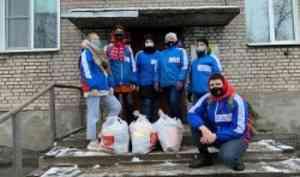 Активисты САФУ продолжают свою работу