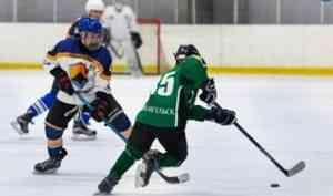 В Поморье стартовал Х сезон «Ночной хоккейной лиги»