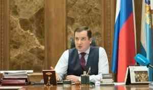 Александр Цыбульский выслушал замечания жителя Красноборска по ремонту дорог