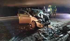 В Приморском районе в ДТП погибла женщина