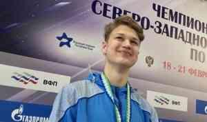 Егор Сулоев стал победителем Первенства России по плаванию на 50-метровке брассом