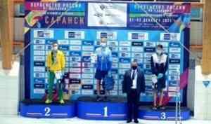 Архангельский пловец Егор Сулоев – победитель первенства России