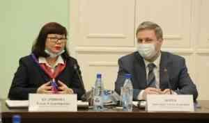 Развивать и благоустраивать Архангельск помогут студенты