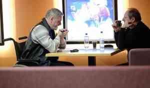 Лица кинофестиваля Arctic Open: Григорий Дитятковский – актёр единственной роли