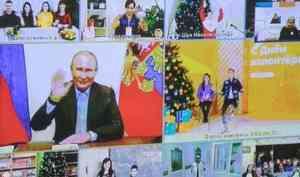 Архангельские волонтёры рассказали Владимиру Путину оспасении тюленей