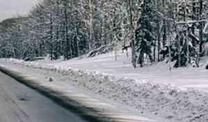 31 декабря мужчина погиб в ДТП под Северодвинском