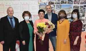 Свое 30-летие Долматовская школа Вельского района встретила обновленной