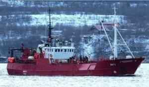 Тела 17 пропавших в Баренцевом море членов экипажа «Онеги» так и не нашли