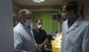 Работа по приему пациентов в Вельской ЦРБ ведется в соответствии с санитарно-эпидемиологическими правилами