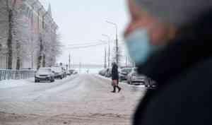 8 января в Архангельск вернутся настоящие морозы