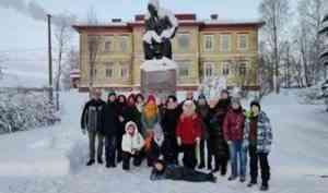 Петербуржцы открывают для себя Север в год 310-летия Ломносова