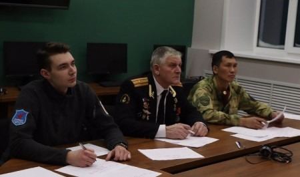 Военнослужащий Росгвардии из Архангельска вошёл в состав жюри областной военно-патриотической игры
