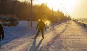 Синоптики рассказали о погоде в Архангельской области на выходных