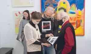 В Архангельске открылась главная региональная выставка «Север»