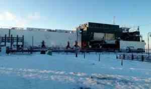 Хроники ночного гула в Архангельске: шумное судно перешло на наземный дизель