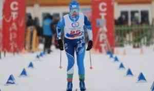 В Архангельской области начались соревнования по лыжным гонкам
