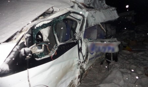 Предполагаемый виновник ДТП под Архангельском был пьян