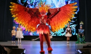 В Архангельске прошёл конкурс детских костюмов «Маскарад календаря»